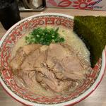 チャーシュー麺(にんにくや )