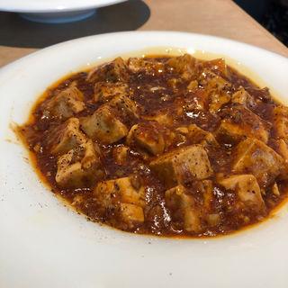 日替わりランチ(麻婆豆腐)(星期菜ヌードル&シノワ)