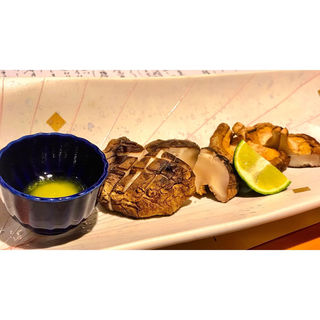 椎茸(たけつら 四季素材 )