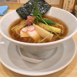煮干中華SOBA(銀座 篝 大手町店 )