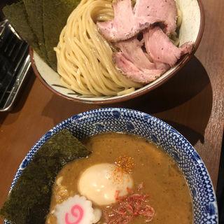 特製海老つけめん(俺の麺 春道 (オレノメンハルミチ))