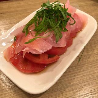 ガリトマト(堂山食堂)