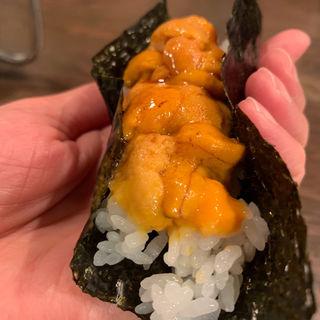 うにドック(昭和食堂 新栄店 (しょうわしょくどう))
