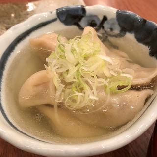 水餃子(ダンダダン酒場 今泉店)