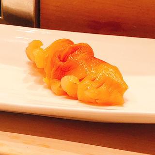 赤貝の握り(鮨の与志喜 )