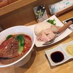 白胡麻坦々麺(麻辣担々麺 堂島 )