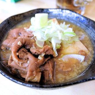 もつ煮(立ち呑み処 イチロー(ICHIRO))