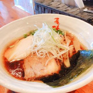 コーチン鶏そば 醤油(麺や亀陣)