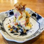 ポテトサラダ(夜ノ焼魚 ちょーちょむすび)