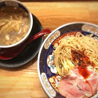 すごい煮干しつけ麺(ラーメン凪 福岡空港店)