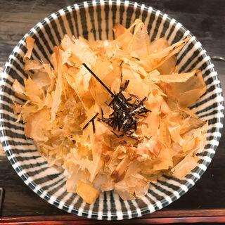しょうゆバターご飯(北新地たゆたゆ )