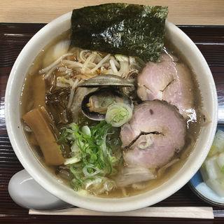 魚醤ラーメン こってり味(らーめん工房 魚一 (うおっち))