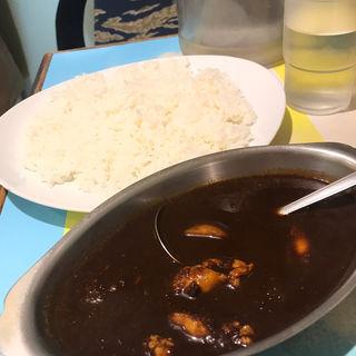 カシミールカレー(カレー屋ジョニー お茶ノ水店 (カレーヤジョニー))