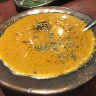 チキンカレー(Indian Cuisine&Bar Kagura)