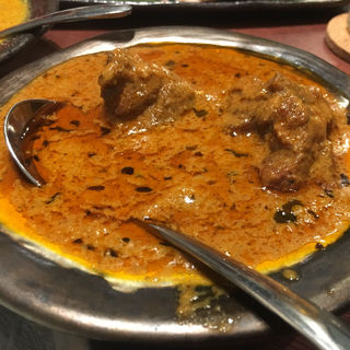 マトンカレー(Indian Cuisine&Bar Kagura)