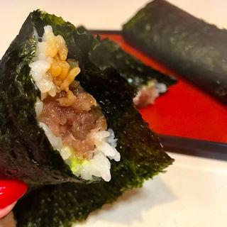 鉄火巻き(勝三寿司 (かつみすし))