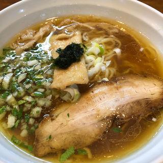 中華そば 醤油(はりけんラーメン )