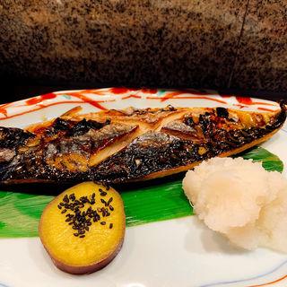 焼魚定食(関西割烹 橘家 (かんさいかっぽう・たちばなや))