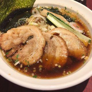 炙りチャーシュー醤油らーめん(麺ダイニング ととこ )