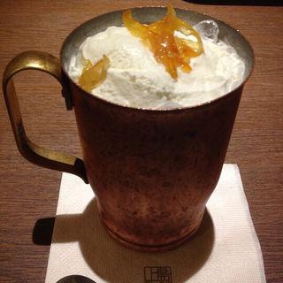 オレンジミルク珈琲(上島珈琲店 高円寺北口店 )
