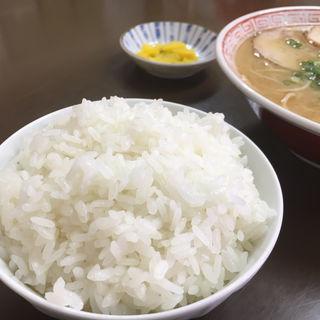 めし(小)(ラーメン将峰)