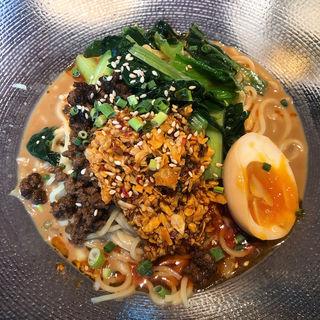 冷やし坦々麺(Gold Fin 過門香 新橋店)