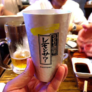 生レモンサワー(はまぐり屋 串左衛門 )