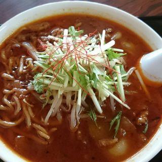六弩拉麺(ろくごうドライブイン )