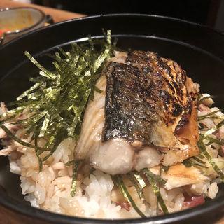 焼き鯖釜飯(磯ぎよし 下川端店 )