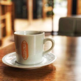 ホットコーヒー(rejoyce(リジョイス桜十字福岡病院カフェ))