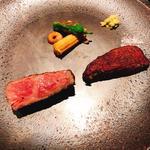 神戸牛炉釜ステーキ