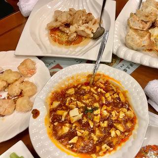 麻婆豆腐(中国食府 双龍居 天満駅前店 )