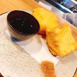 天ぷら屋さんのフレンチトースト