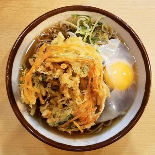 天玉そば(そばの神田 東一屋 一番町店 (そばのかんだ とういちや))