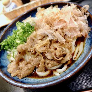 肉おろし(冷)(さぬきうどん 四国屋 駅前第2ビル店 (しこくや))