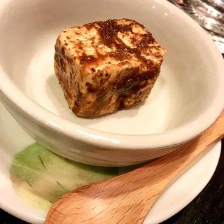 クリームチーズみそ漬け(焼鳥はなび)