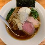 特製醤油そば(麺処 篠はら)