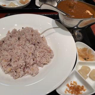 スパイシーチキンカレー(カレーダイニング アビオン (Curry Dining AVION))