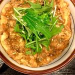 親子丼(焼鳥はなび)