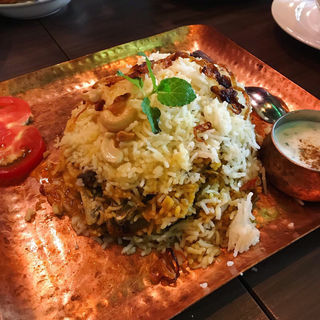 マンガロールビリヤニ マナガツオ(バンゲラズキッチン (Bangera's Kitchen))