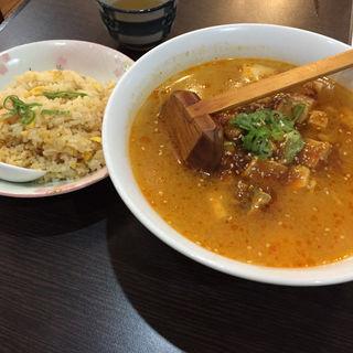 麻婆麺(香港楼 (ホンコンロウ))