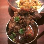 牛肉のカレー 山椒八角風味