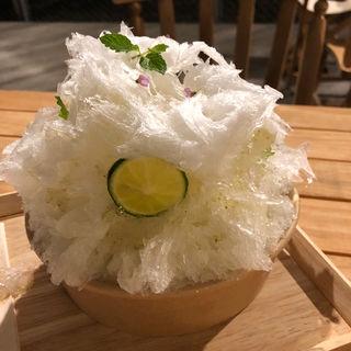 モヒートかき氷(la kagu (ラ・カグ))