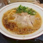 特製醤油ラーメン(麺処 森元 羽曳野店)