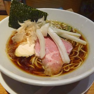 鶏SOBA(むぎとオリーブ 銀座店)