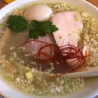 塩鶏そば(ムタヒロ 大阪福島店 )
