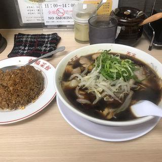 中華そば(並)(新福菜館 府立医大前店 (しんぷくさいかん ))