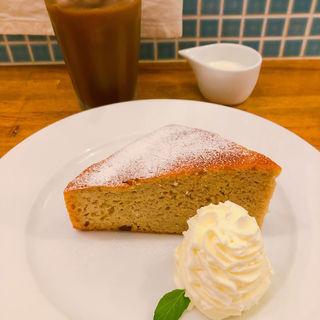 バナナケーキ(いつもカフェ (ITSUMO CAFE))