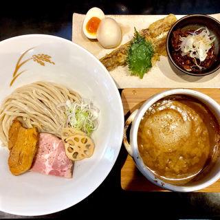 白つけ麺(麺者すぐれ)