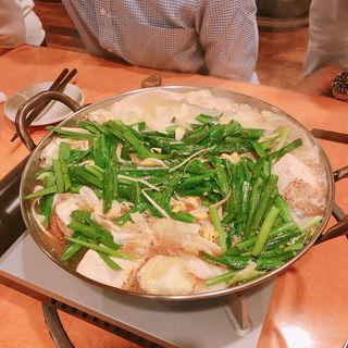 もつ鍋(九州鍋家 KATETE (かてて))